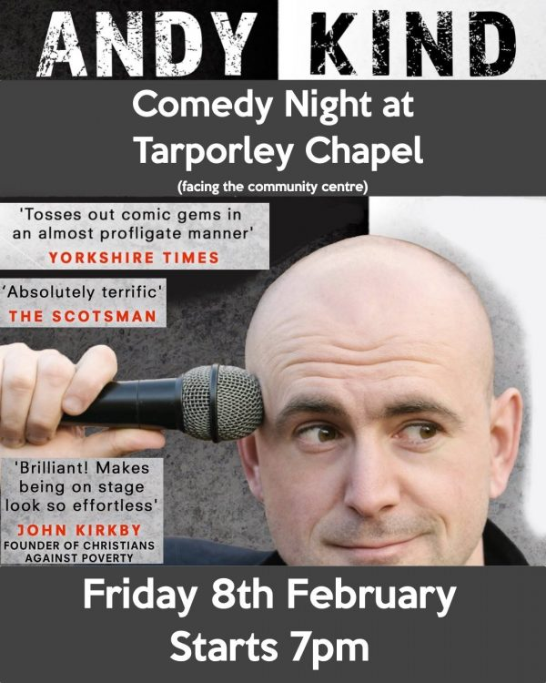 Andy Kind Comedy Night